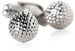 boutons de manchette balles de golf