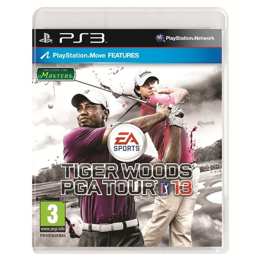 Jeu de golf tiger woods pga tour 13 cadeau golf