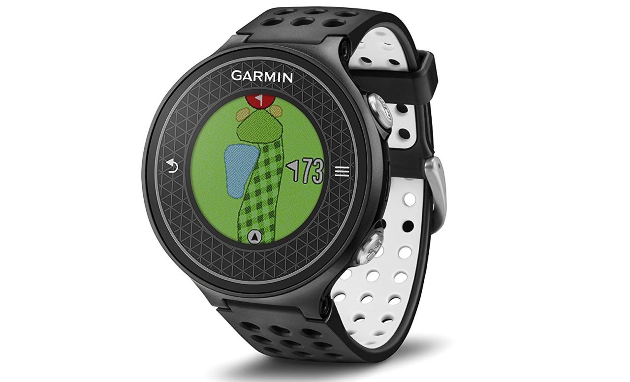 la montre gps golf garmin s6. Black Bedroom Furniture Sets. Home Design Ideas