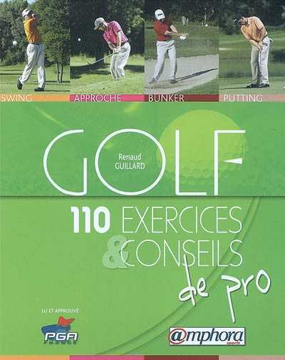110 exercices golf