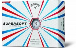 12 balles de golf callaway supersoft