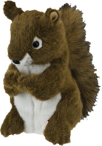 couvre-bois-golf ecureuil capuchon