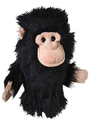 couvre-bois golf chimpanze capuchon