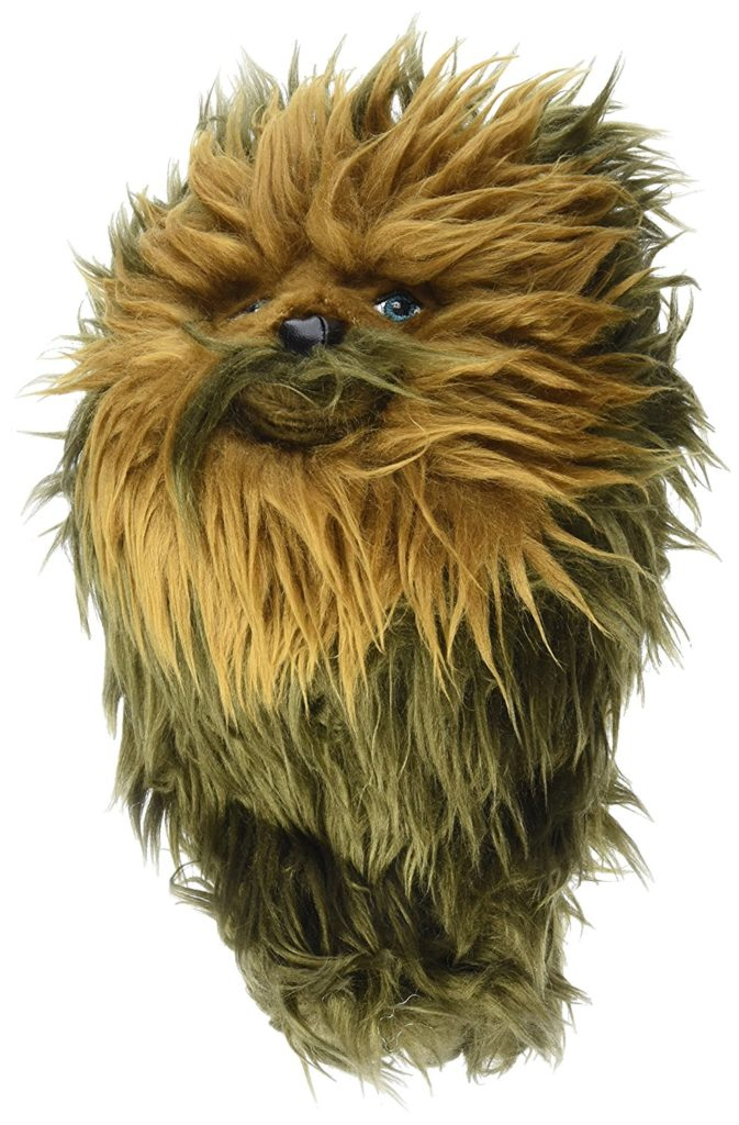 couvre-bois golf chewbacca star wars
