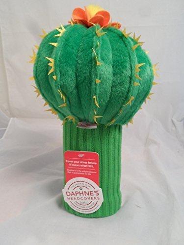 couvre-bois golf cactus capuchon drvier