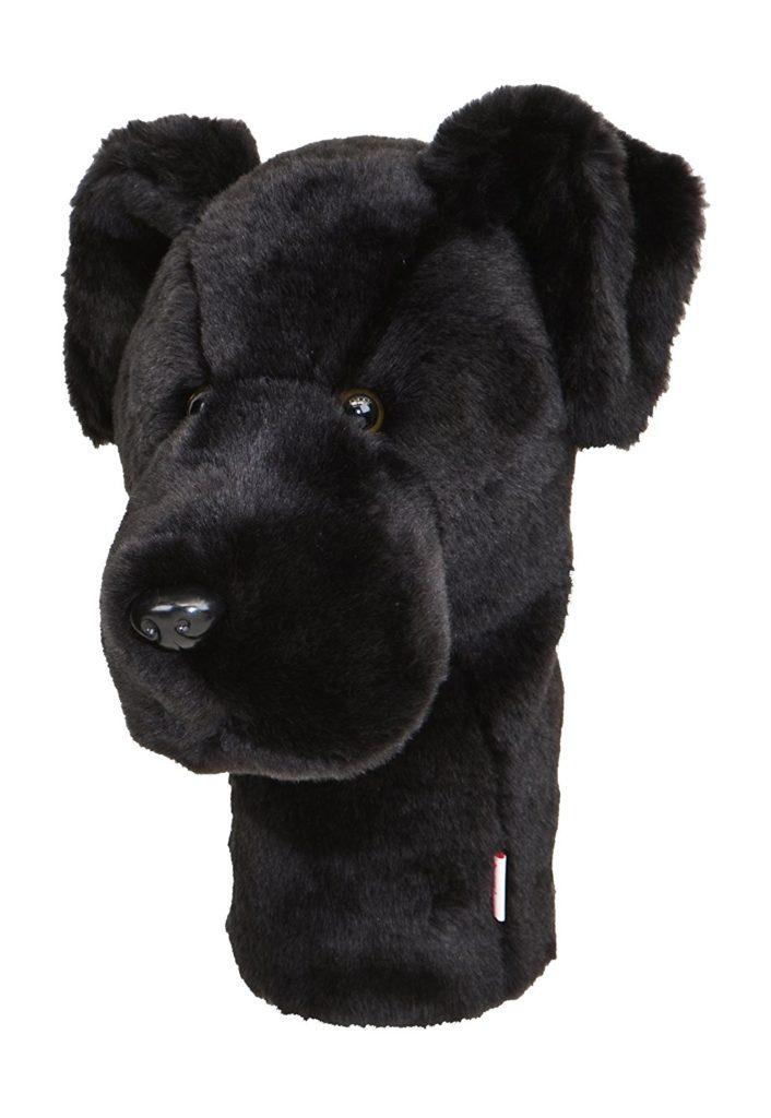 couvre-bois-golf-labrador-noir