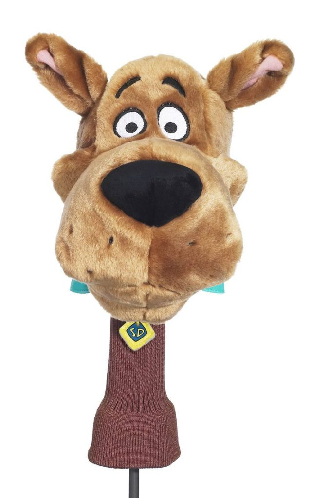 couvre-bois-scooby-doo