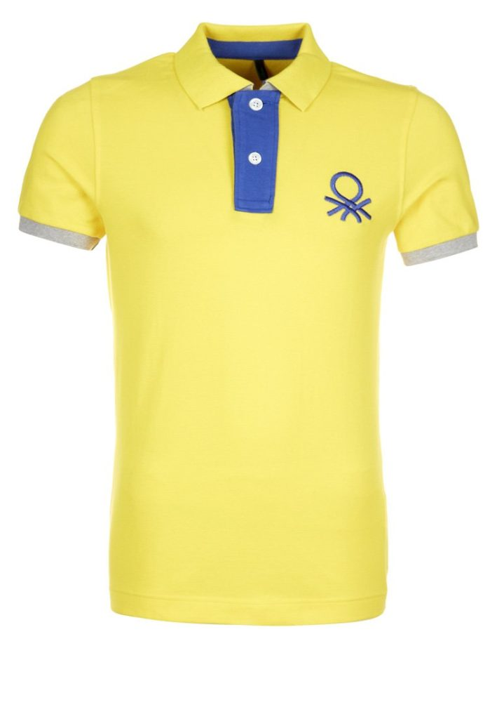 Benetton jaune