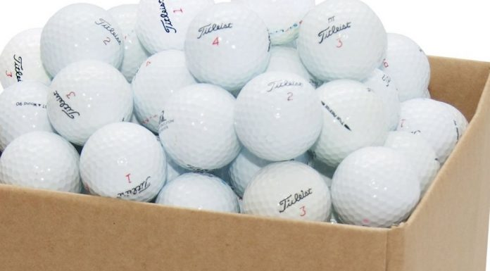 balles golf titleist