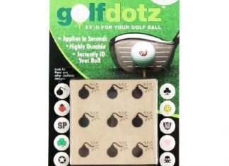 marqueur balles de golf cadeau golf