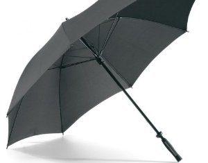 parapluie noir cadeau golf