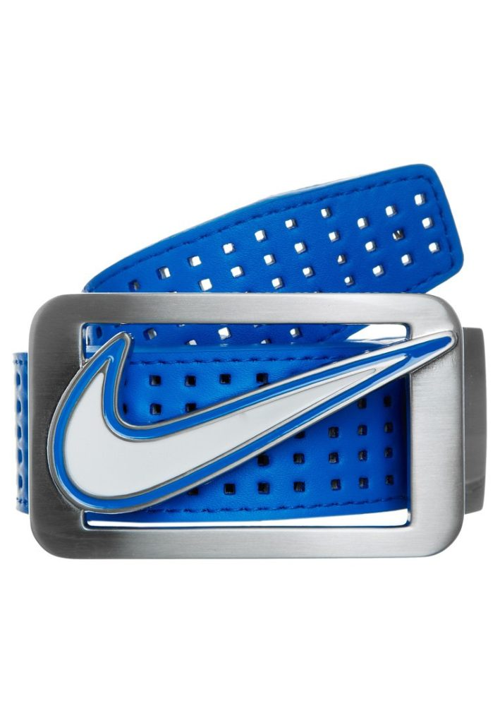 ceinture bleue nike