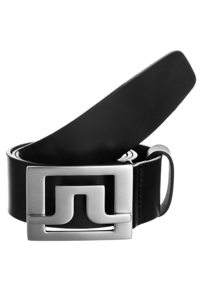ceinture noir linderberg