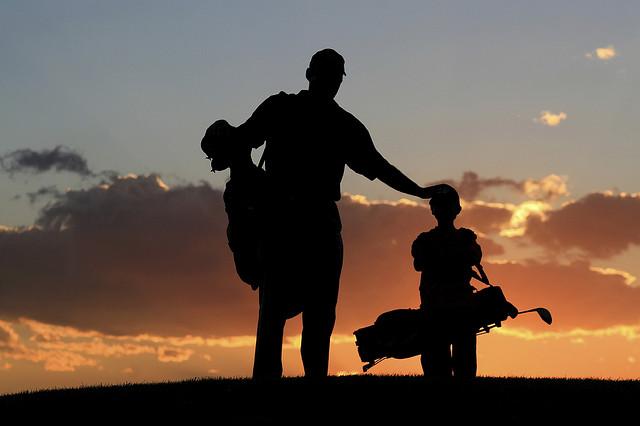 débuter le golf commencer le golf