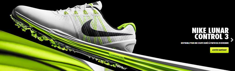 meilleures chaussures de golf lunar control 2014