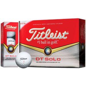 12 Balles de Golf Titleist Nxt Tour Nxt Tour S DT Solo