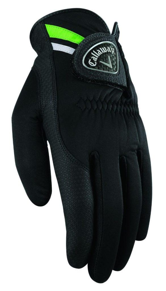 Callaway Paire de gants d'hiver coupe-vent pour homme