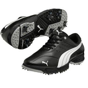 chaussures-de-golf-puma-fusion-noires