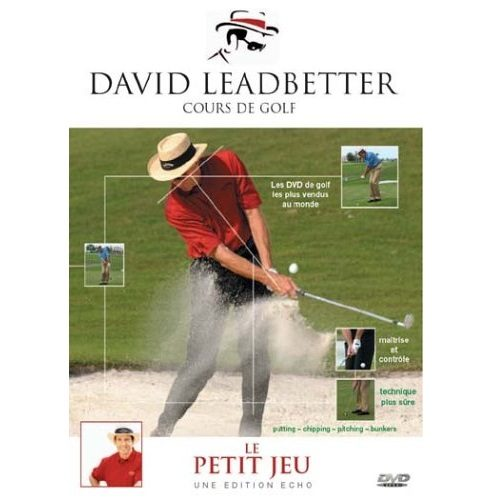 DVD Golf - David Leadbetter le petit jeu