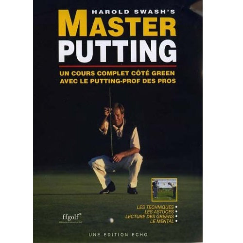 DVD Golf – Master Putting