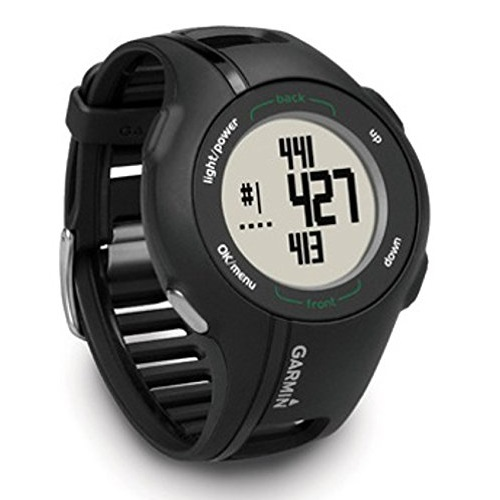 Garmin Approach S1 Montre GPS golf Noir