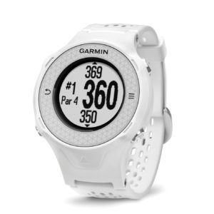 Montre GPS de golf Garmin Approach S4 blanche