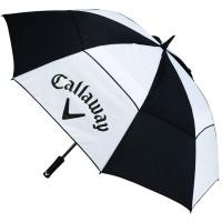 Parapluie Golf Callaway Noir et Blanc 152 cm