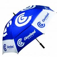Parapluie Golf Cleveland Bleu et Blanc