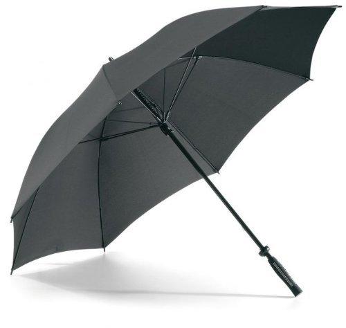 Grand Parapluie Golf Incassable Noir