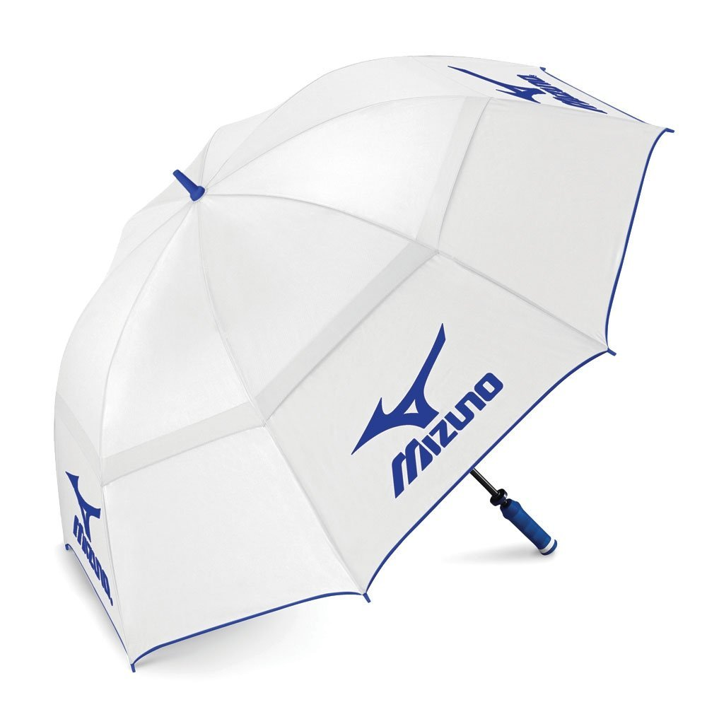 Parapluie Golf Mizuno Twin Canopy Blanc