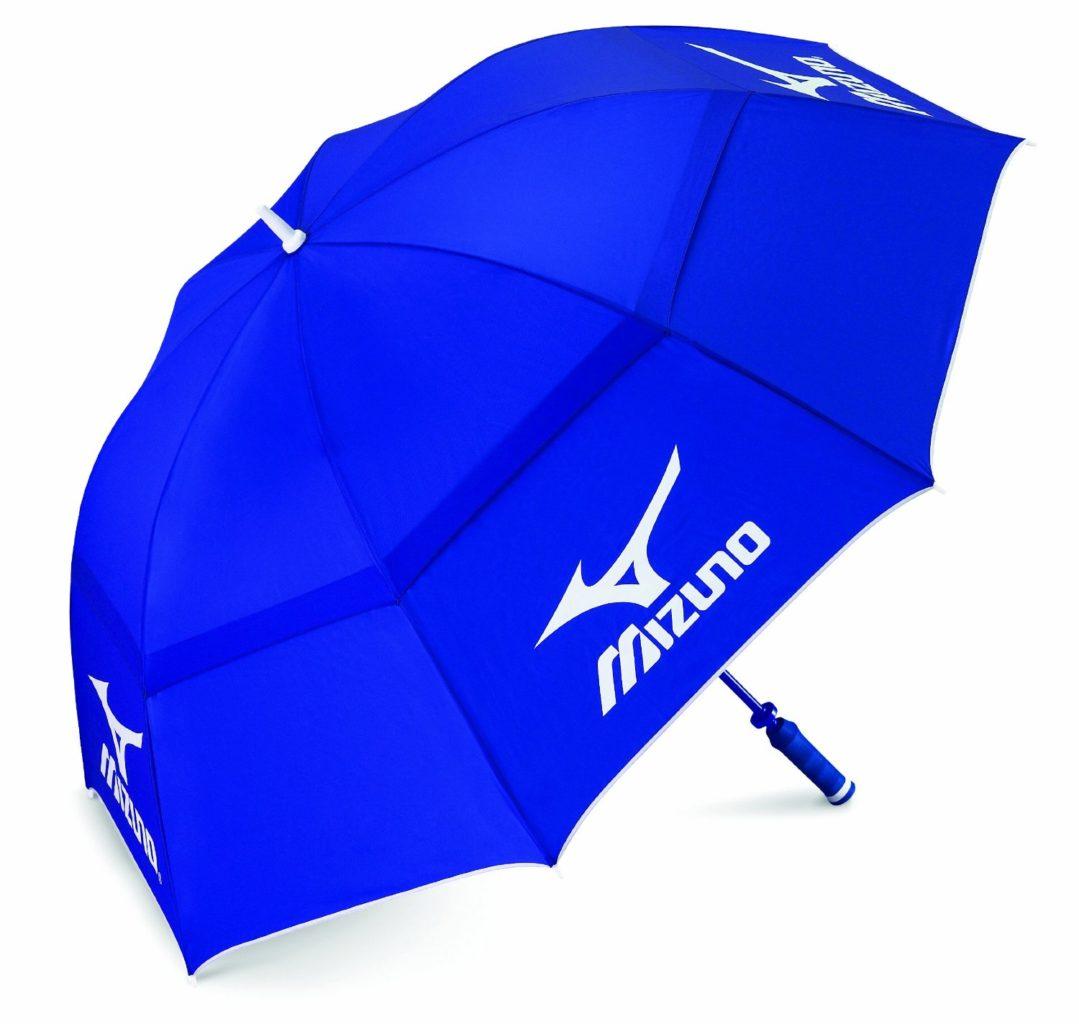 Parapluie Golf Mizuno Twin Canopy Bleu