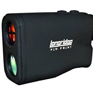 Télémètre Longridge laser de couleur noir