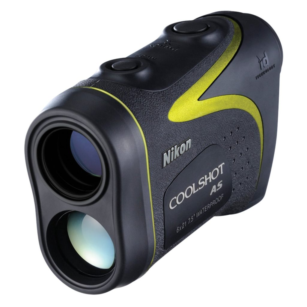Télémètre golf Nikon COOLSHOT AS