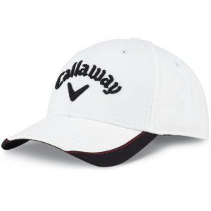 Casquette de golf Callaway blanche