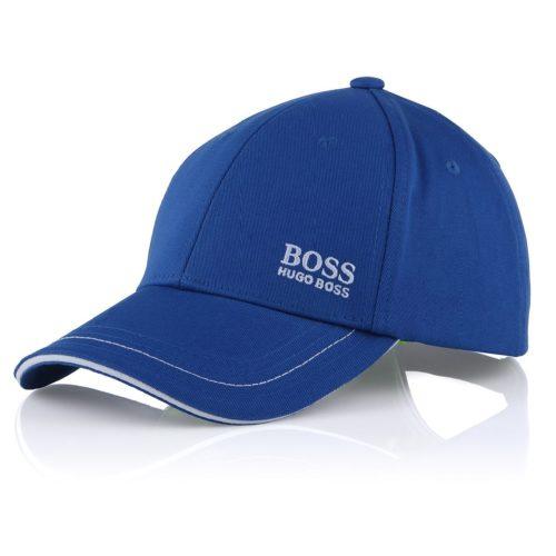 Casquette de golf Hugo Boss bleue