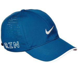 Casquette de golf Nike RZN bleue