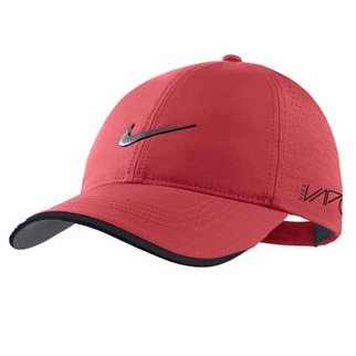 casquette de golf nike tour legacy rouge le meilleur du golf. Black Bedroom Furniture Sets. Home Design Ideas