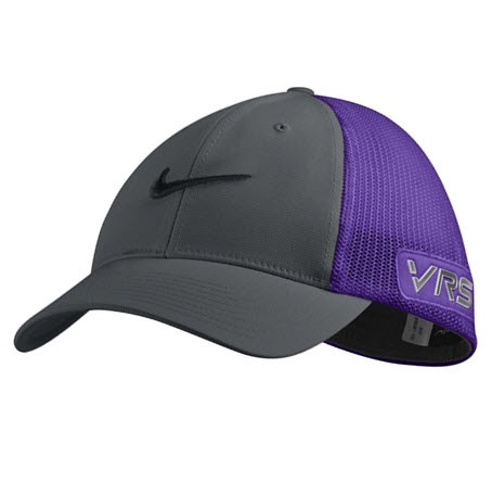 casquette de golf nike vrs rzn violet anthracite le meilleur du golf. Black Bedroom Furniture Sets. Home Design Ideas