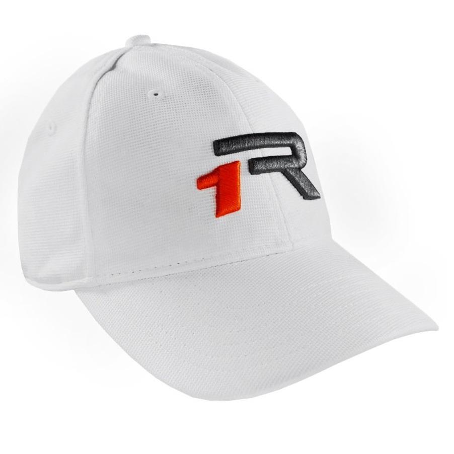 Casquette de golf TaylorMade R1 blanche