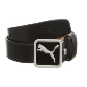 Ceinture de golf Puma noire