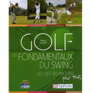 Les fondamentaux du swing livre golf