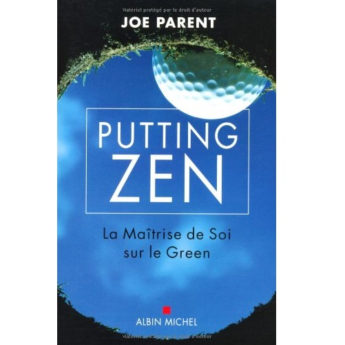 Putting zen livre golf