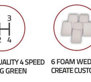 Tapis de Putting ProAdvanced® ProInfinity 50cm x 300cm 3
