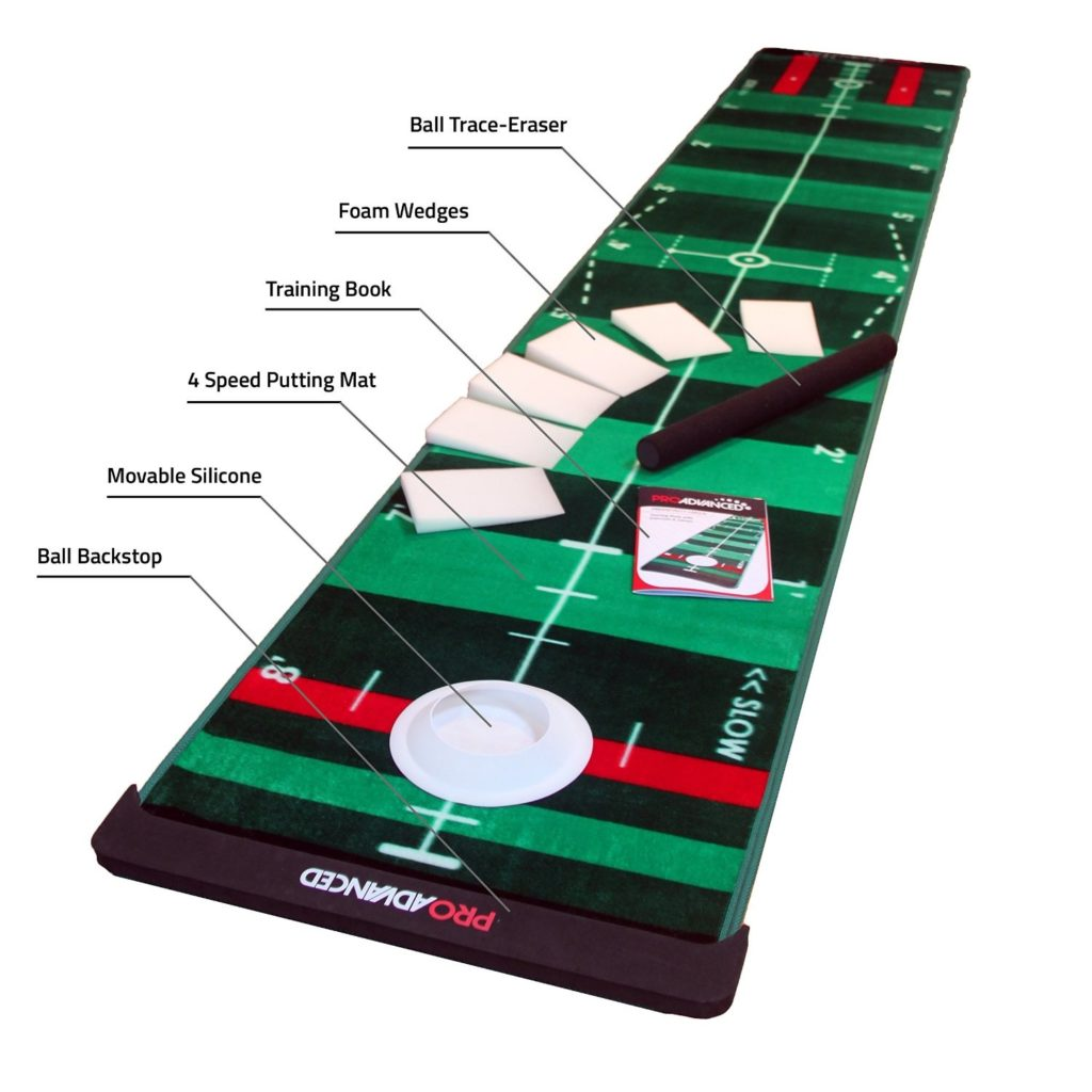 Tapis de Putting ProAdvanced® ProInfinity 50cm x 300cm
