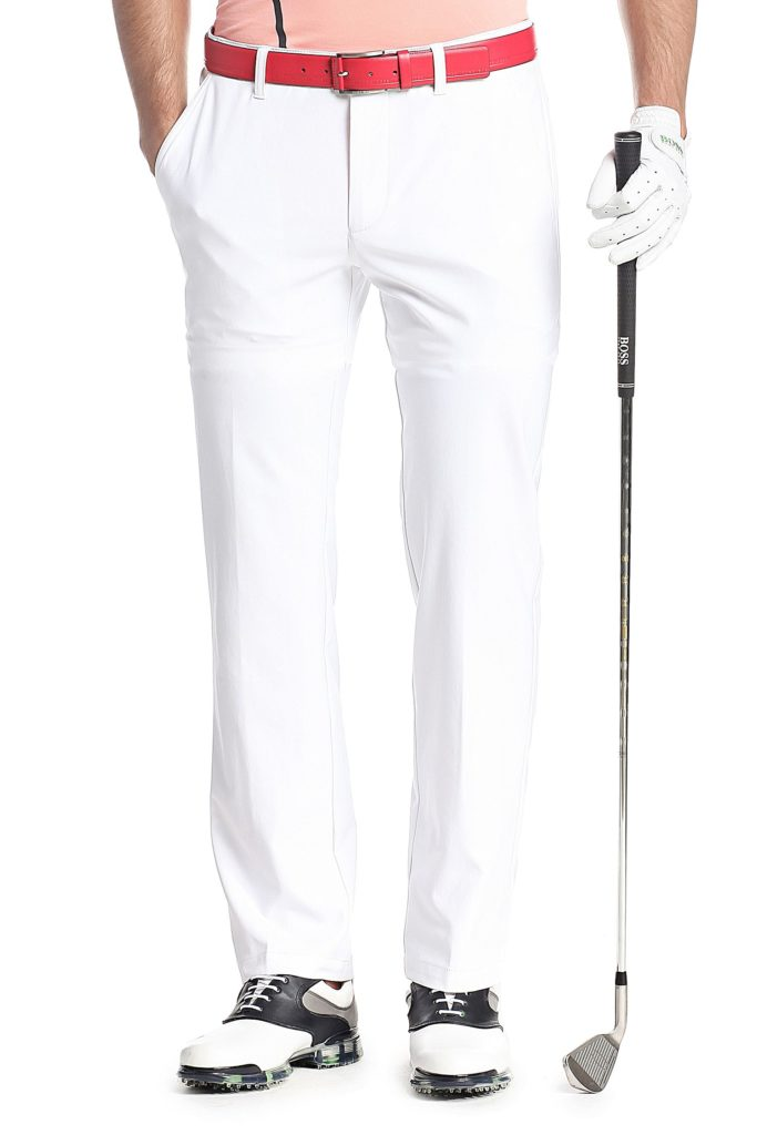 pantalon de golf Boss en cadeau