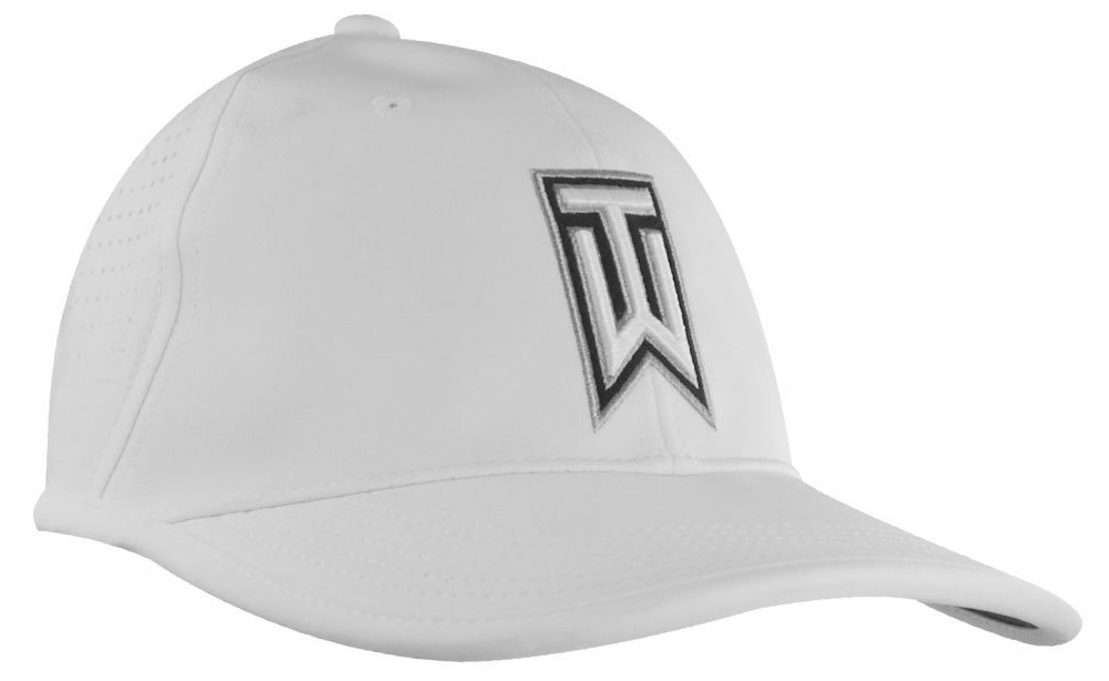 casquette-nike-tiger-woods-blanche