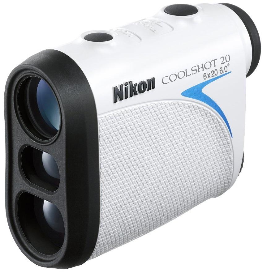 Avis télémètre Nikon COOLSHOT 20
