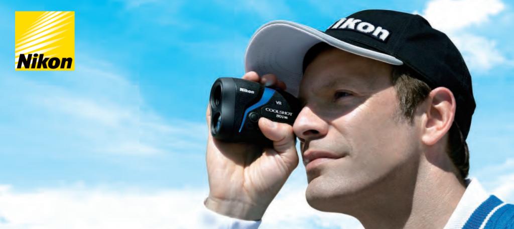 Télémètres Nikon Golf