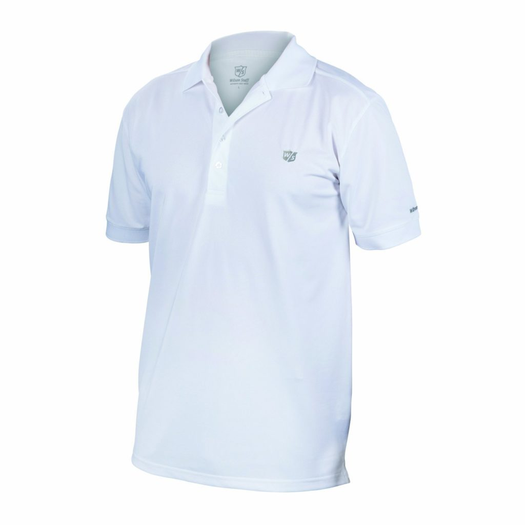 Wilson Authentic Polo de golf pour homme