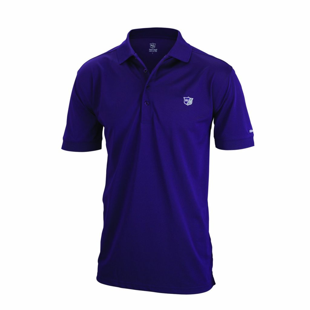 Performance Polo de golf Wilson pour homme